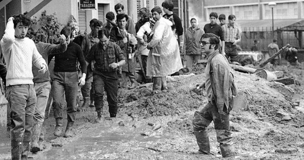 Cinquant'anni fa l'alluvione che mise in ginocchio il Biellese