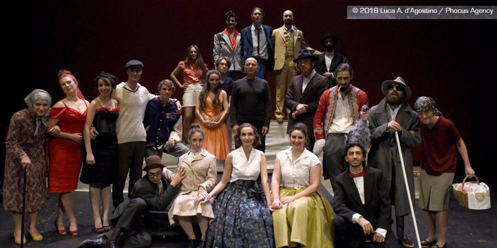 Shakespeare, I love: serata e spettacolo da incorniciare al Teatrone
