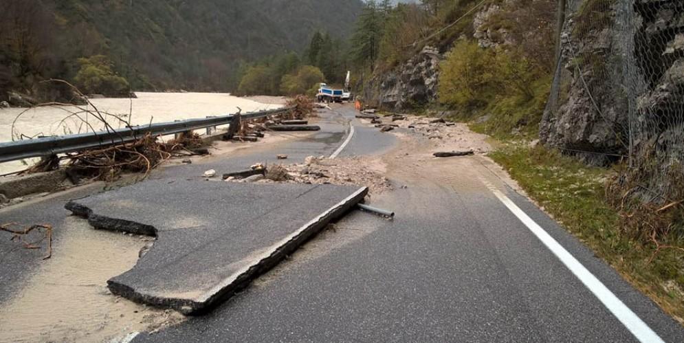 Ancora pioggia sul Fvg: la Protezione Civile emana una nuova allerta meteo
