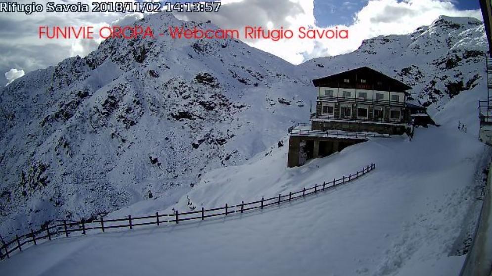 Webcam Rifugio Savoia