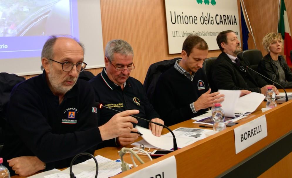 Maltempo in Fvg: i danni ammontano a 500 milioni di euro