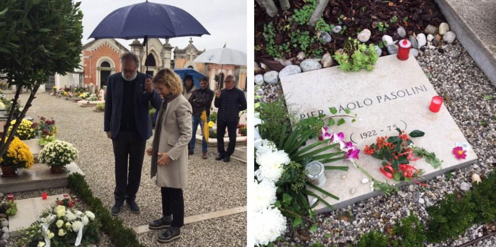 Ricordata la morta di Pier Paolo Pasolini a 43 anni dalla morte