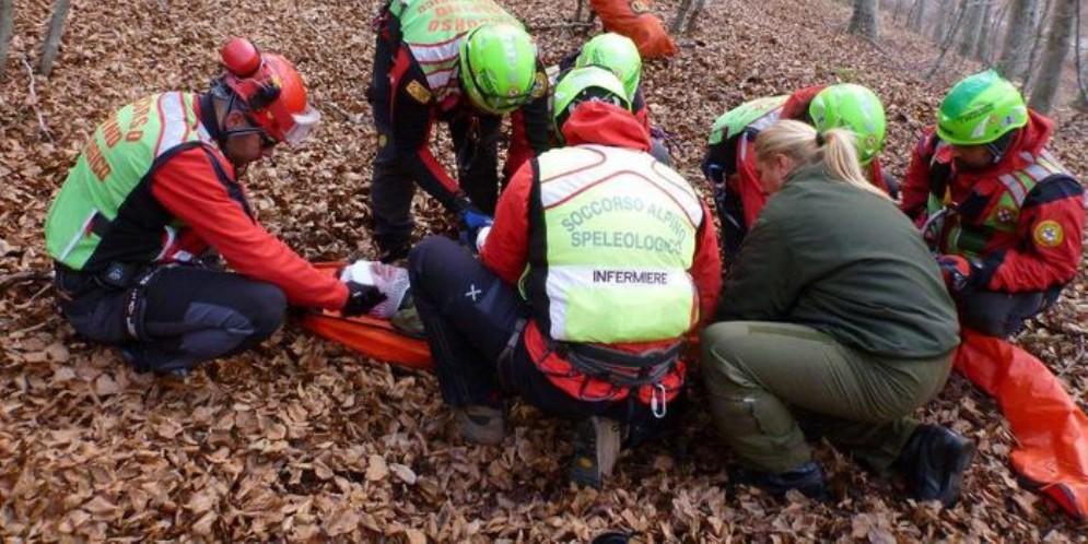 Soccorso Alpino salva 4 cercatori di funghi