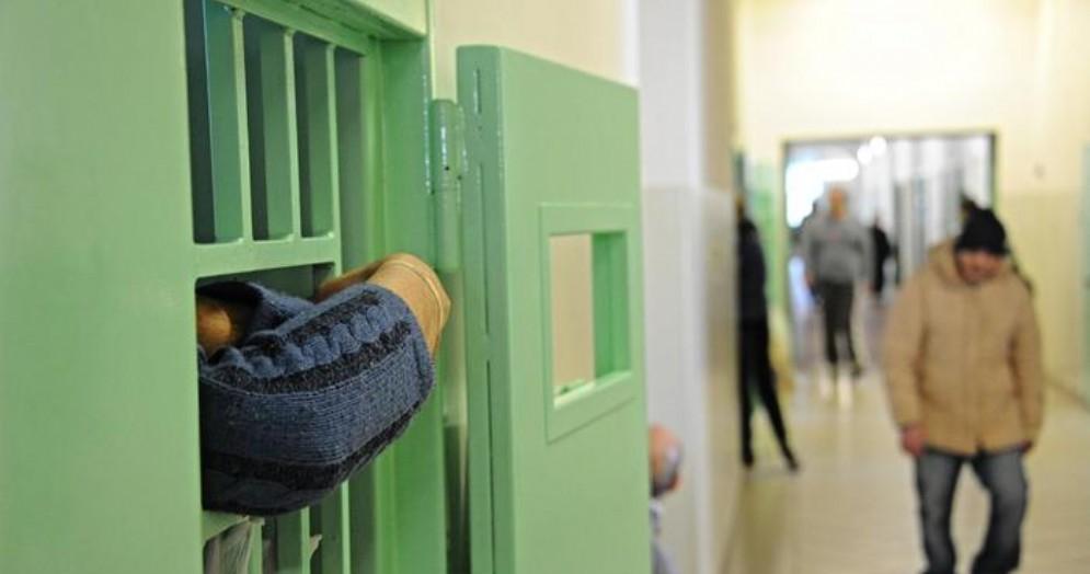 Interno di un carcere - Immagine di repertorio
