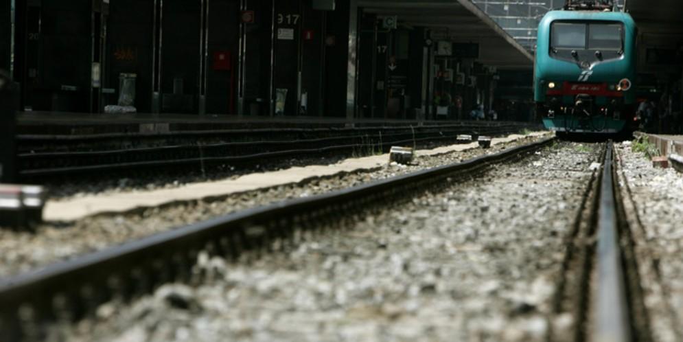 Cadavere in un vagone della stazione Porta Nuova
