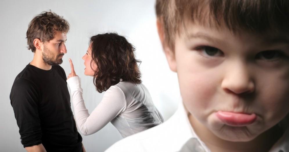 E' giusto sculacciare i bambini?