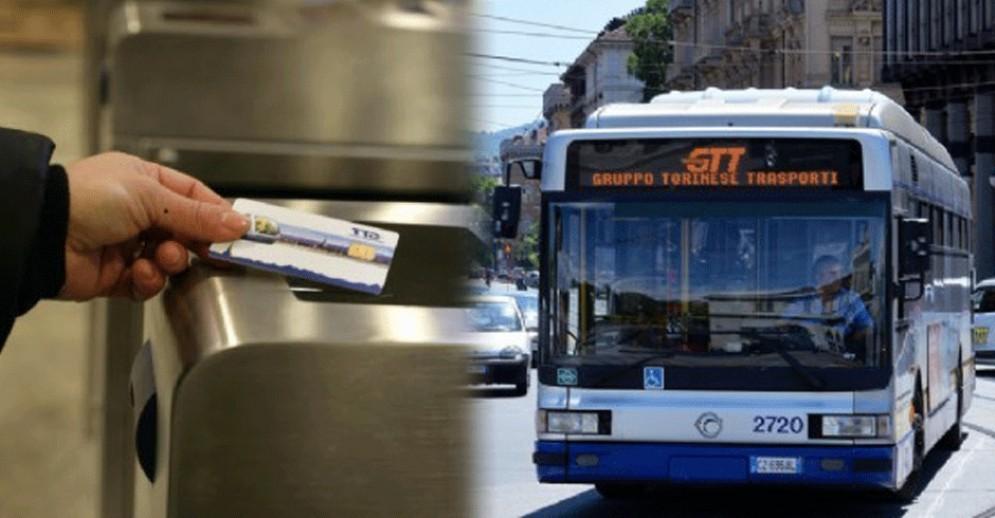 Rivoluzione Gtt, tornelli sui bus e ingressi dalle porte anteriori: sale solo chi bippa