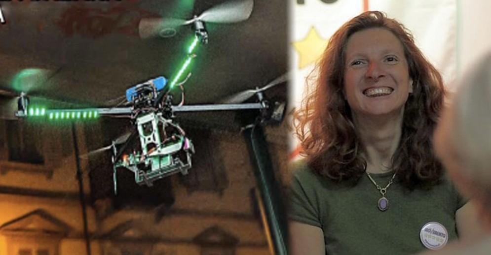 La consigliera Ferrero torna all'attacco: «Tav superata, tra 20 anni forse ci sposteremo sui droni...»
