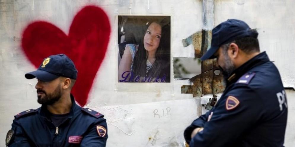 La 16enne Desirée Mariottini, uccisa a San Lorenzo