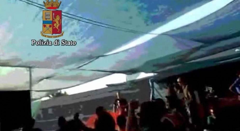 Festa non autorizzata a Remanzacco: interviene la Polizia