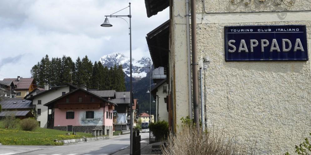 Abete di Sappada a Udine, Franz: «Simbolo della volontà di rialzarsi»