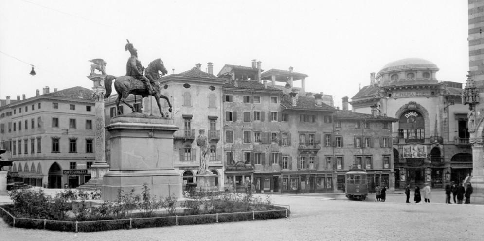 'Udine. 150 anni di storia e celluloide': al via le riprese