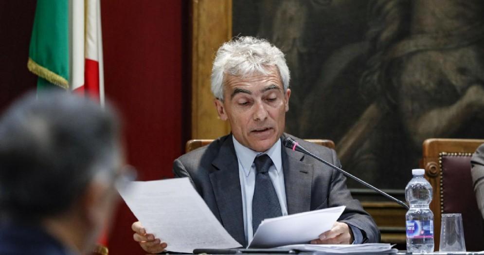 Il presidente dell'Inps, Tito Boeri