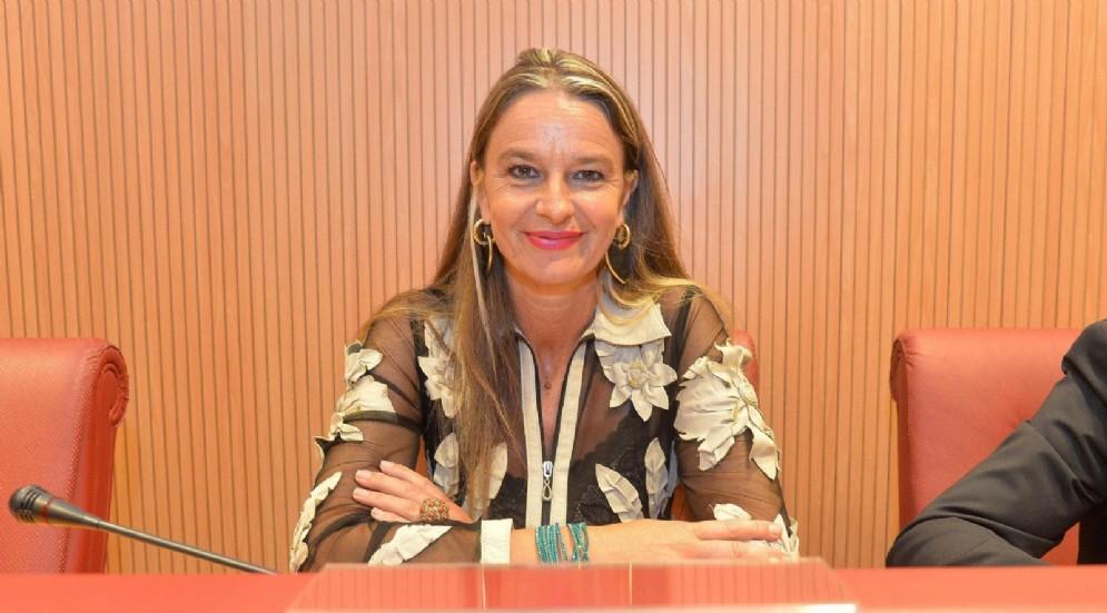 Stefania Pucciarelli, senatrice della Lega e presidente della Commissione diritti umani