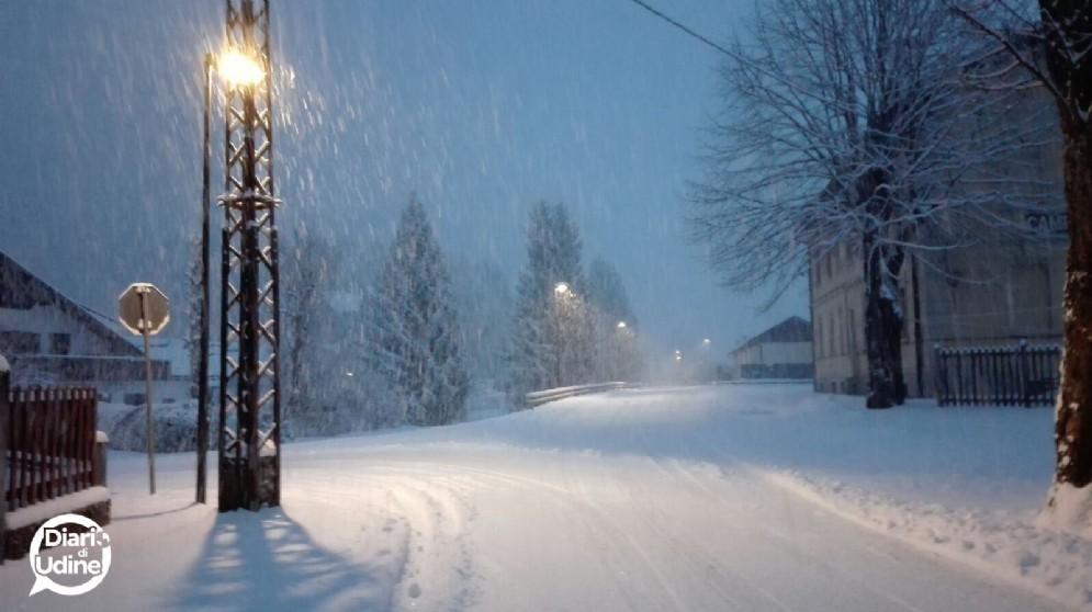 Da venerdì calano le temperature e la prossima settimana ecco la neve