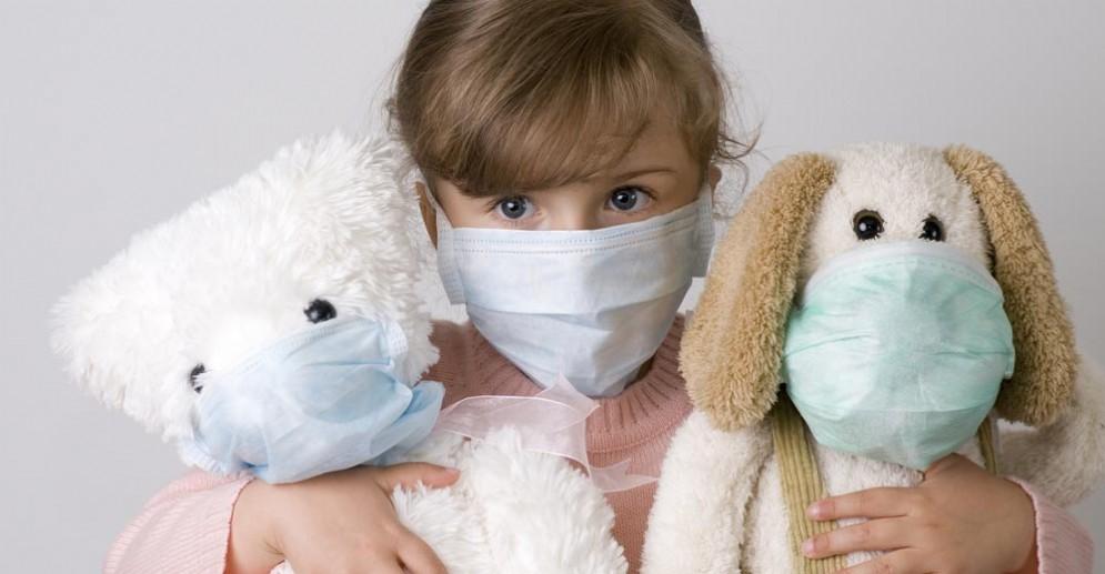 inquinamento e patologie polmonari nei bambini