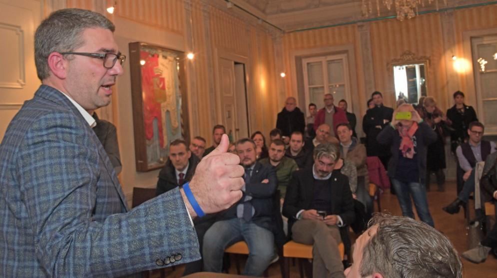 Enti locali, Roberti: «Ruolo fondamentale per i sindaci del territorio»