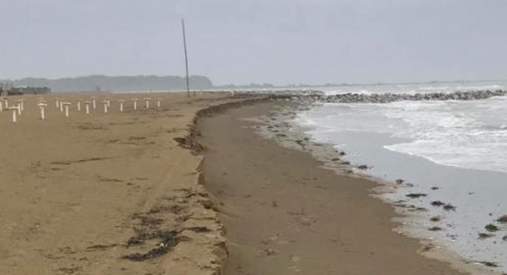 Turismo: 250 mila euro per lo smaltimento del materiale spiaggiato