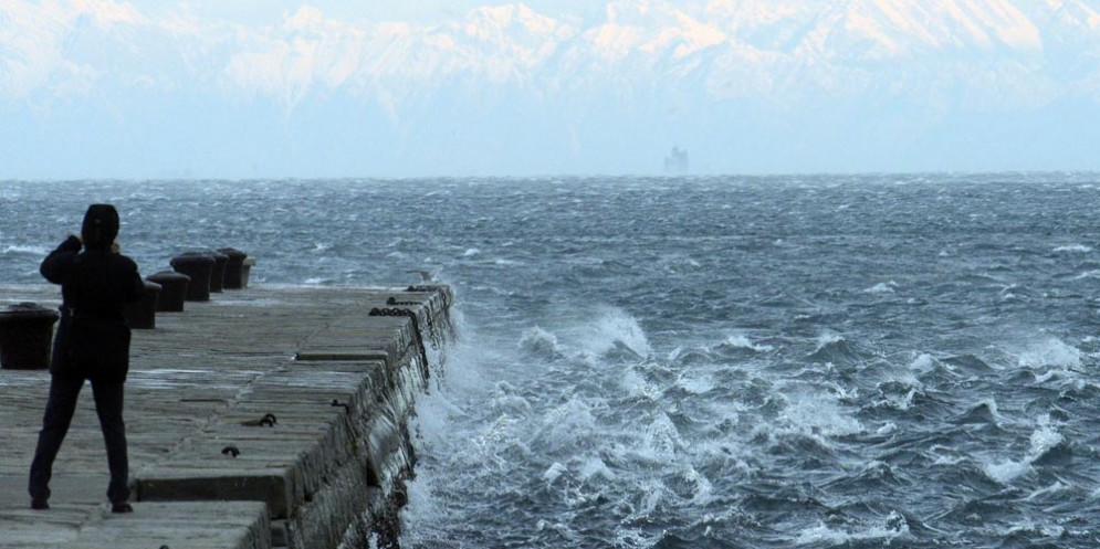 In arrivo forti raffiche di vento: la Protezione Civile emana un'allerta meteo