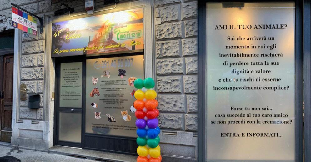 L'ultimo saluto per gli amici a quattro zampe: a Torino la prima agenzia funebre per animali