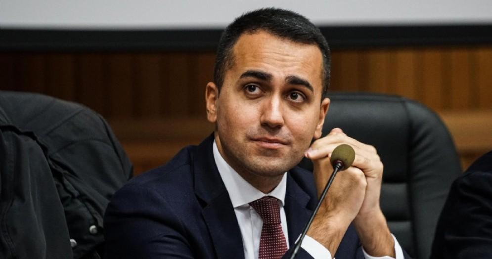 Il vicepremier e ministro dello Sviluppo Economico, Luigi Di Maio