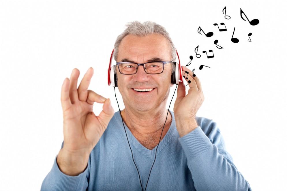 la musica migliora l'umore nelle persone affette da demenza