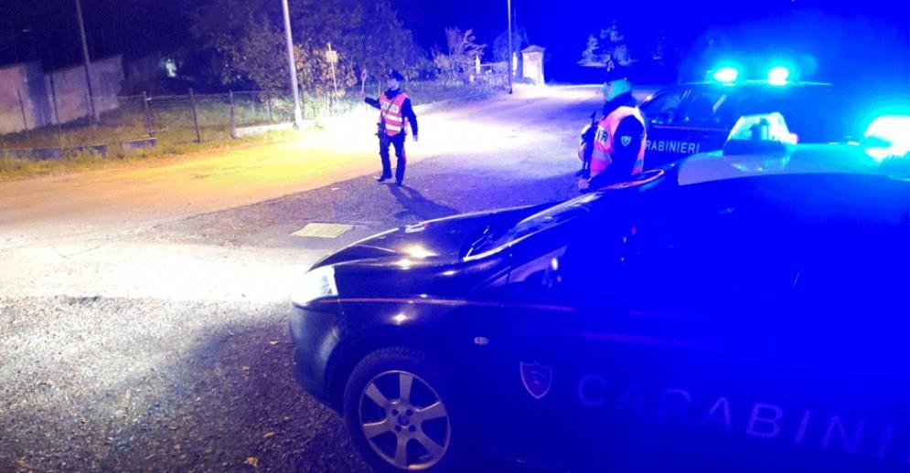 Raffica di furti, controlli a tappeto dei carabinieri: identificate 80 persone