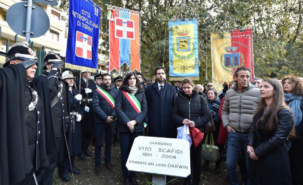 Un giardino per Vito Scafidi, a 10 anni dalla sua scomparsa: «Il problema non è risolto»