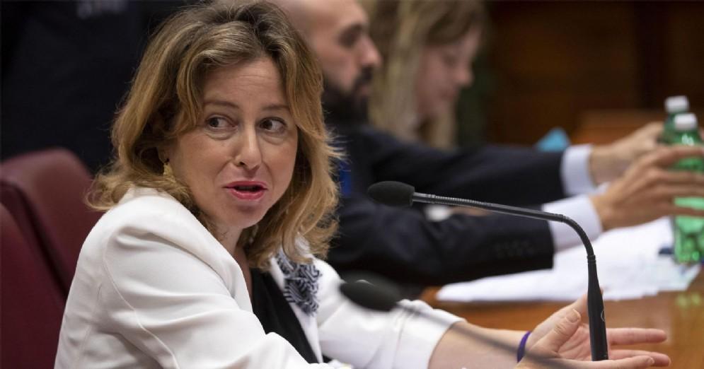 Il ministro della Salute Giulia Grillo