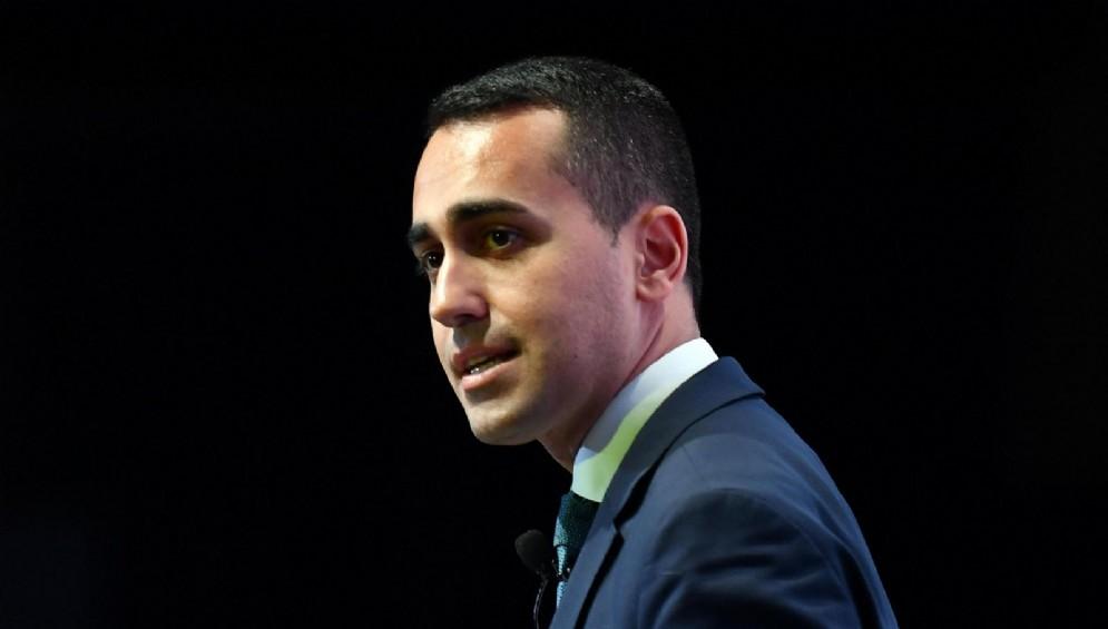 Il vicepremier e capo politico del M5s Luigi Di Maio