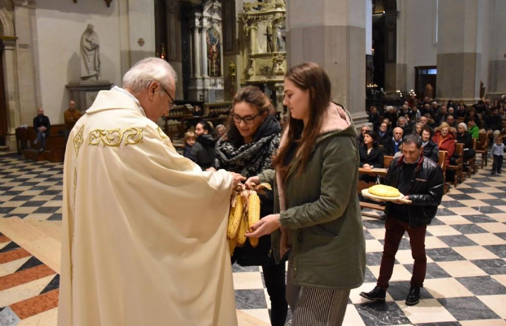 Giornata del ringraziamento: Udine rende merito ai suoi agricoltori