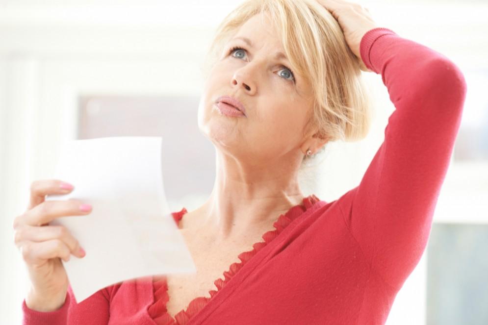 Menopausa e latticini