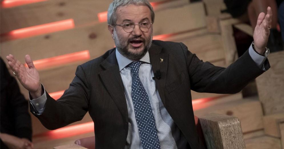 Il presidente della commissione Bilancio della Camera, Claudio Borghi