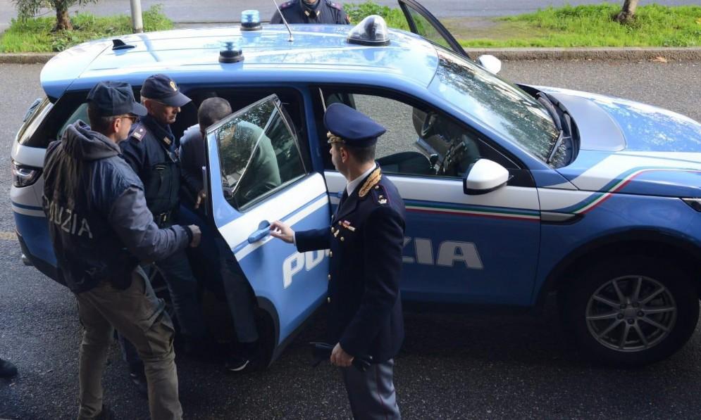L'arresto del presunto terrorista islamico a Macomer (Nuoro)