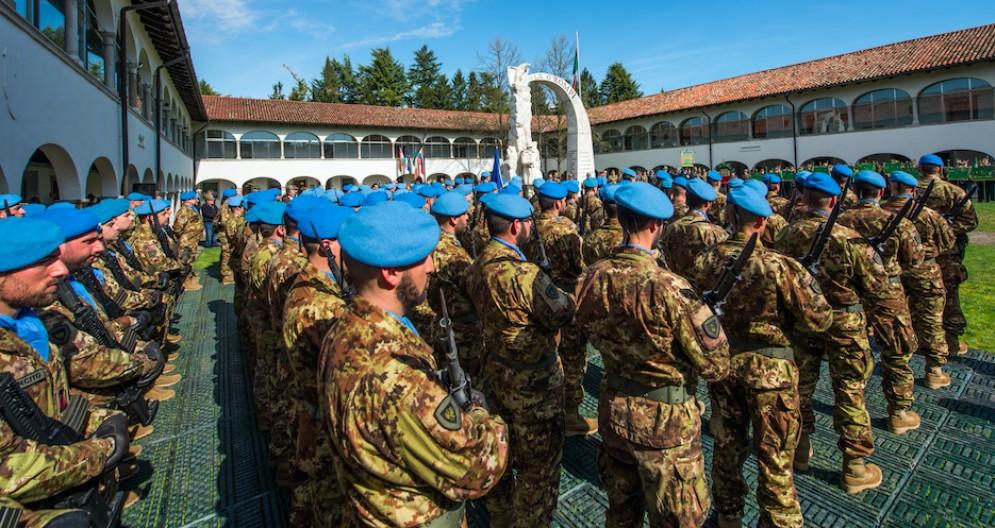 A Udine il ritorno delle truppe alpine dal Libano e l'investitura del nuovo comandante della Julia