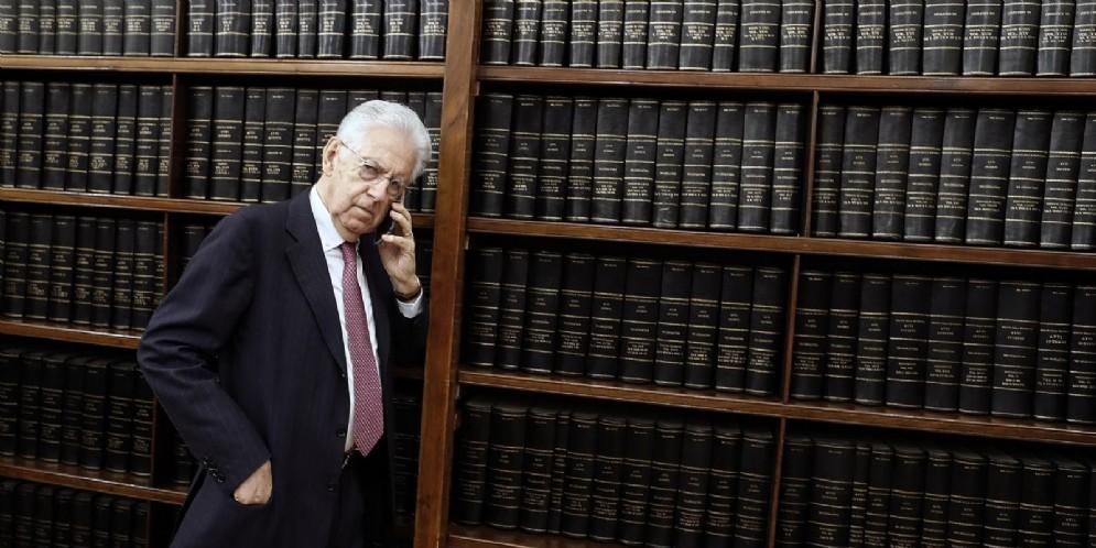 L'ex premier Mario Monti