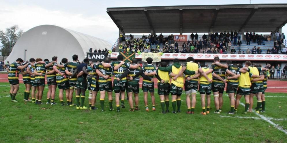 Edilnol Biella Rugby in trasferta a Genova