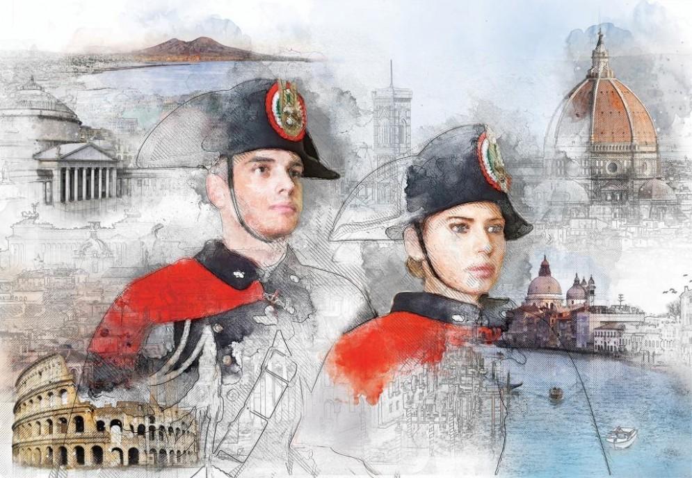 Calendario dei Carabinieri