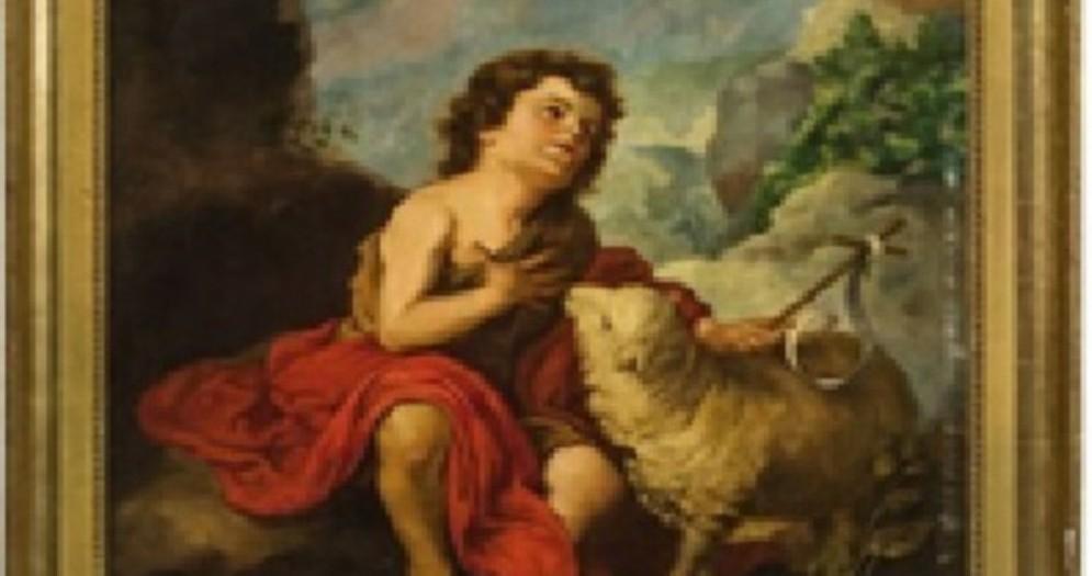 Recuperato antico dipinto rubato