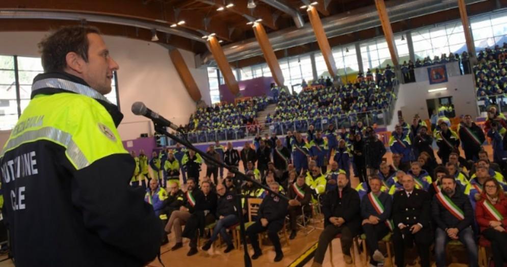 Protezione Civile in festa, Borrelli: «Il Fvg rappresenta un modello per il Paese»