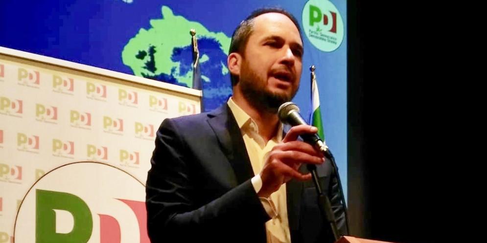 Shaurli è il nuovo segretario del Pd Fvg