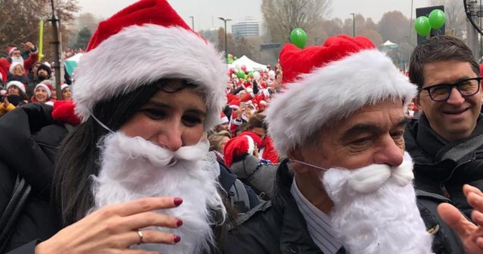Chiara Appendino e Sergio Chiamparino