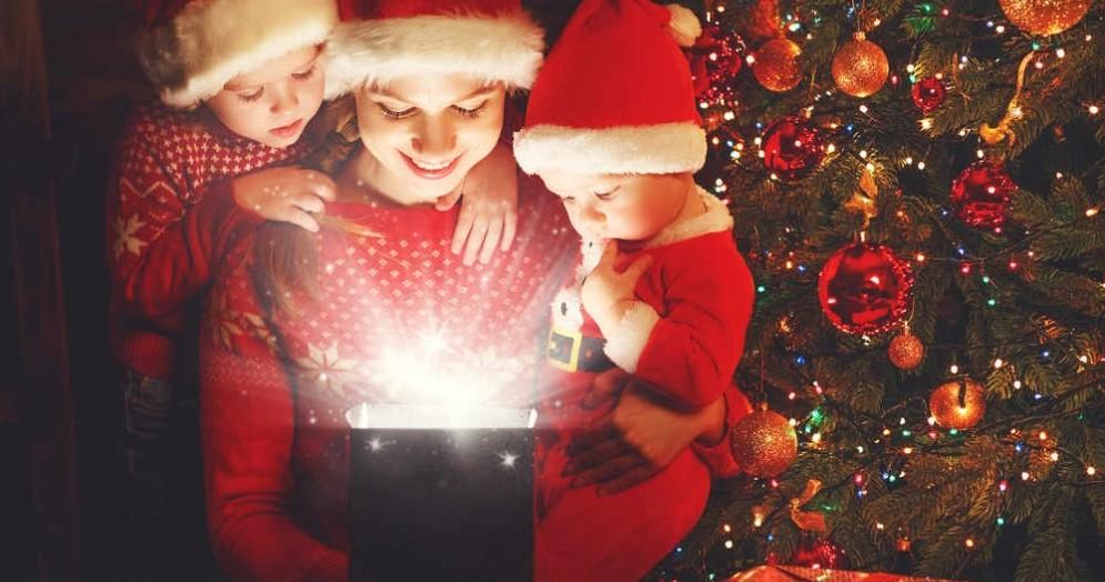 Natale a misura di bimbo