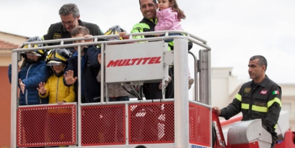 I Vigili del Fuoco celebrano Santa Barbara: gli eventi in programma a Udine