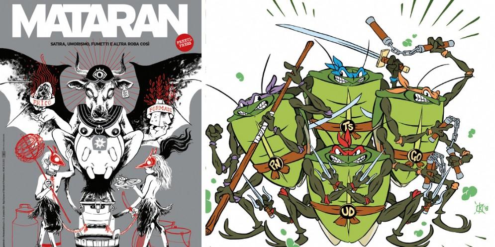 Mataran atto secondo: il ritorno della rivista satirica 'made in Friuli'