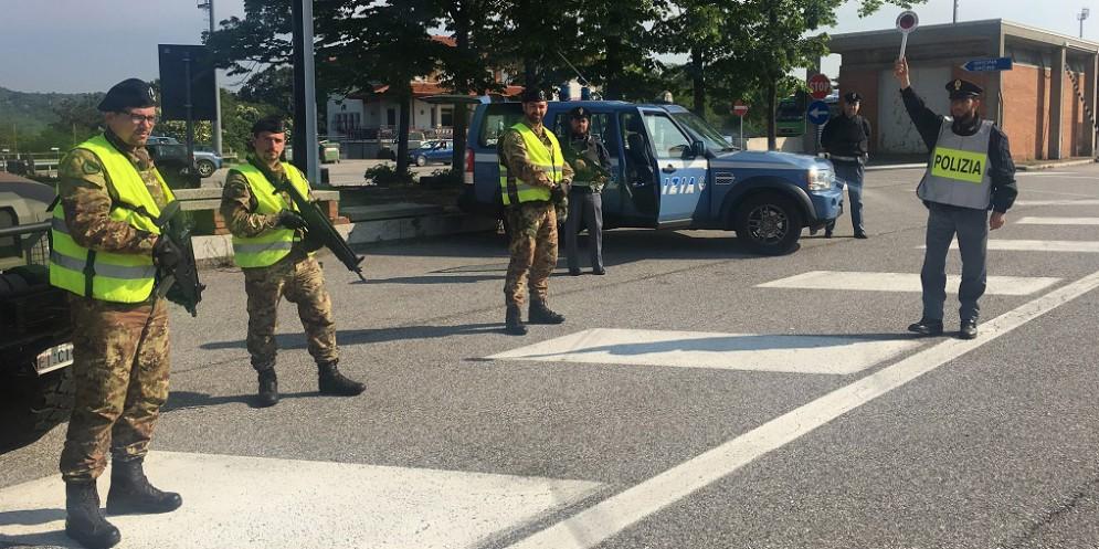 Migranti, Roberti: «I passeur mettono a rischio la sicurezza dei cittadini»