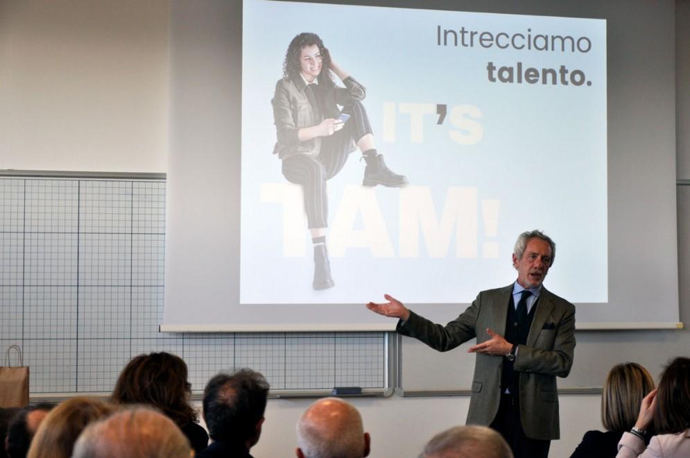 Pier Francesco Corcione, Direttore UIB e Presidente del TAM