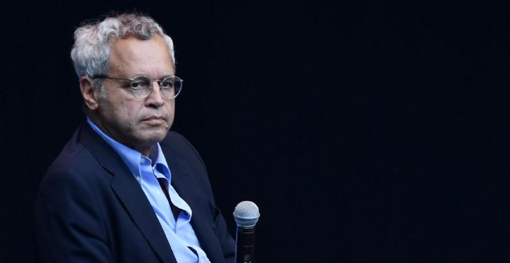 Il direttore del TgLa7 ed editore di Open, Enrico Mentana