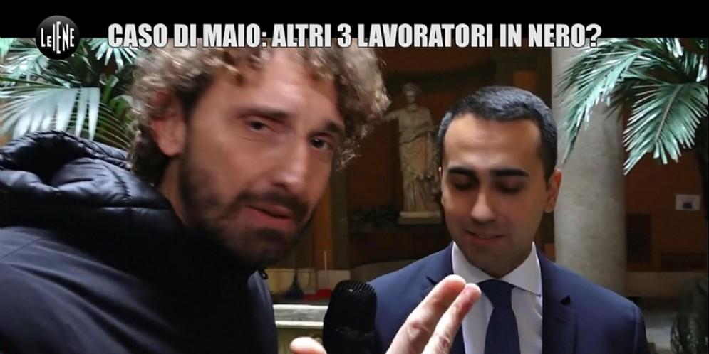 L'intervista di Filippo Roma al vicepremier Luigi Di Maio sull'azienda di proprietà del padre