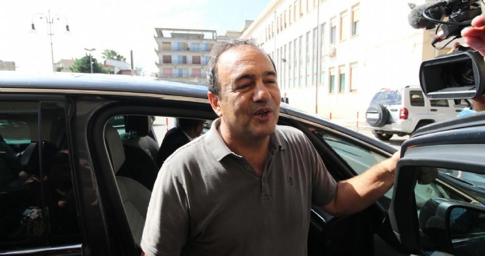 Il sindaco sospeso di Riace Mimmo Lucano